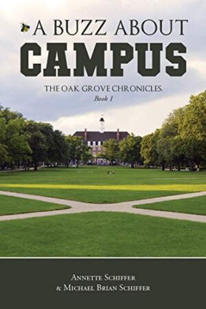A Buzz about Campus   Mindstir Media Book Cover
