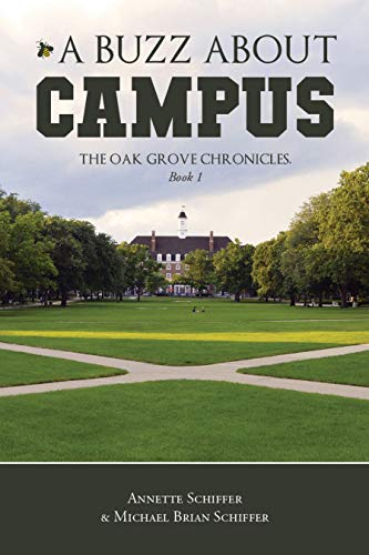 A Buzz about Campus | Mindstir Media Book Cover