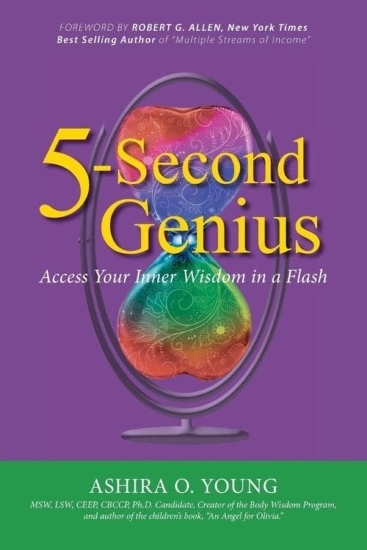 Access Your Inner Wisdom in a Flash | Mindstir Media Book Cover