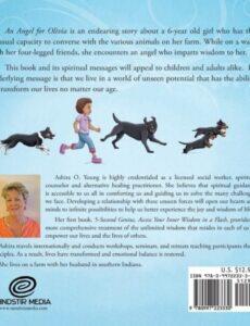 An Angel for Olivia bc | Mindstir Media Book Cover