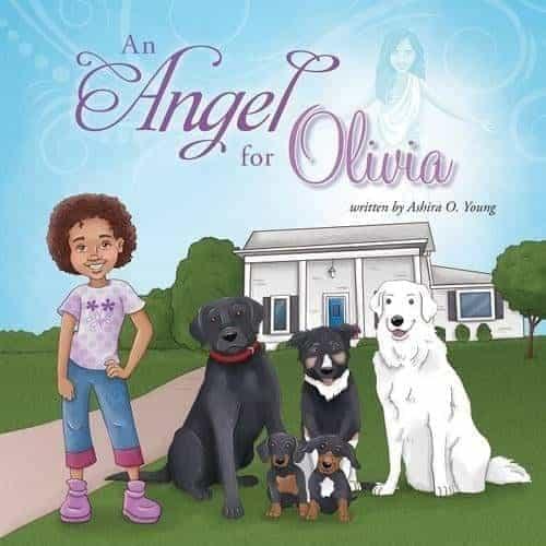 An Angel for Olivia | Mindstir Media Book Cover