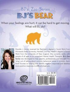 BJs Bear BJs Zoo Series cover | Mindstir Media Book Cover