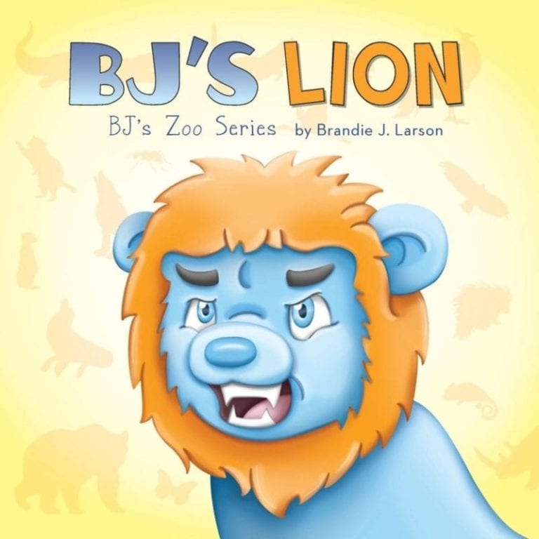 BJs Lion BJs Zoo Series | Mindstir Media Book Cover