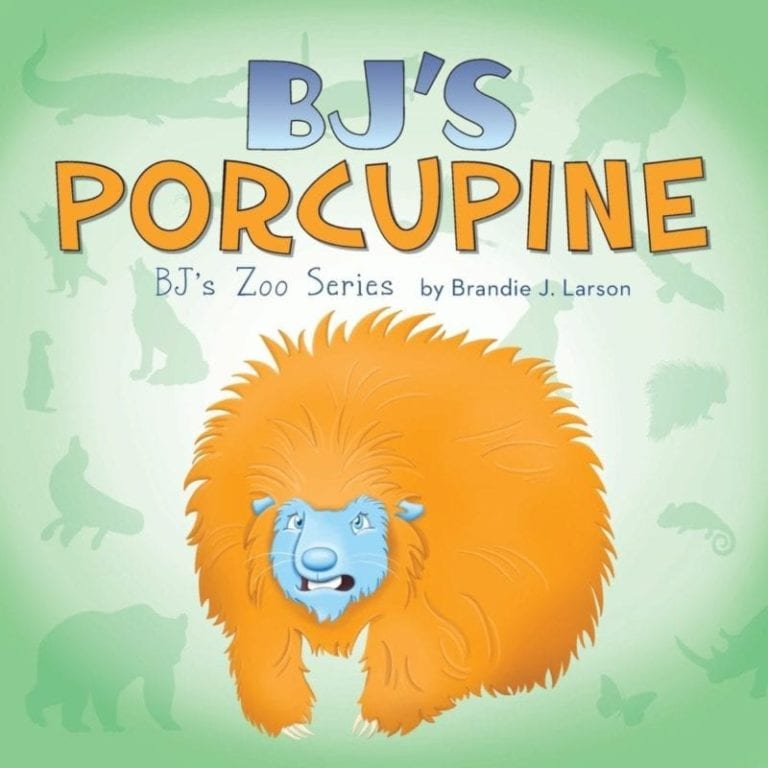 BJs Porcupine BJs Zoo Series | Mindstir Media Book Cover