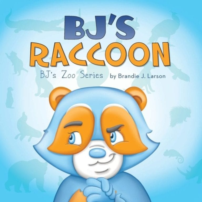 BJs Raccoon BJs Zoo Series Brandie J. Larson | Mindstir Media Book Cover