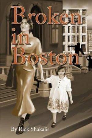Broken in Boston book 2 | Mindstir Media Book Cover