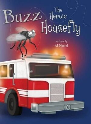 Buzz the Heroic Housefly | Mindstir Media Book Cover