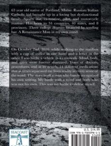 Crosswalk Mad Man Gone Memoir 2 | Mindstir Media Book Cover
