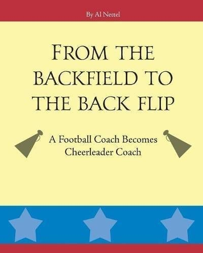 From the Backfield to the Back Flip | Mindstir Media Book Cover