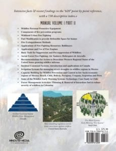 Global Environmental Awareness on Climate Change Forest Protection – Wildfire Science Manual Volume 1 Part 2 Dr. Andreas Tertey Gboloo 1 | Mindstir Media Book Cover