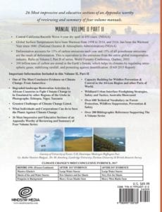 Global Environmental Awareness on Climate Change Forest Protection – Wildfire Science Manual Volume 2 Part 2 Dr. Andreas Tertey Gboloo bc | Mindstir Media Book Cover