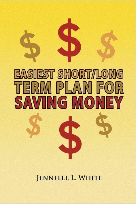 Jennelle White Savings Cover | Mindstir Media Book Cover