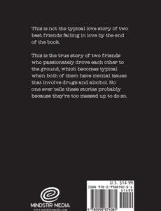 Just Friends Based on a True Story 1 | Mindstir Media Book Cover