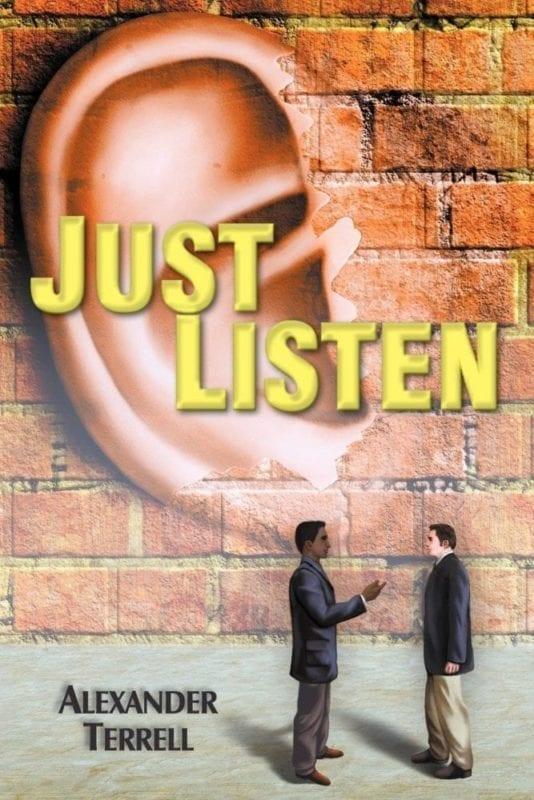 Just Listen | Mindstir Media Book Cover