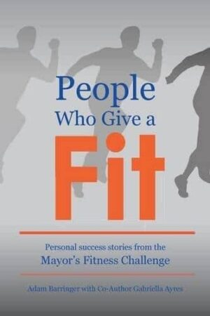 People Who Give a Fit | Mindstir Media Book Cover