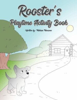 Roosters Playtime Activity Book | Mindstir Media Book Cover