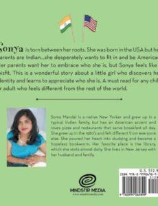 Sonya Sahni and the First Grade international day | Mindstir Media Book Cover