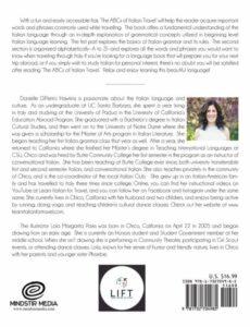 The ABCs of Italian Travel 1 | Mindstir Media Book Cover