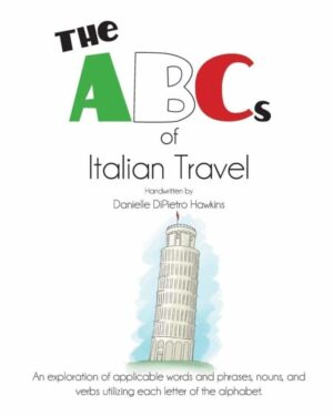 The ABCs of Italian Travel | Mindstir Media Book Cover
