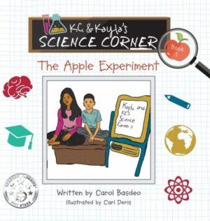 The Apple Experiment | Mindstir Media Book Cover