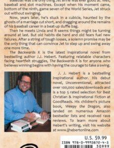 The Backwards K jj herbert | Mindstir Media Book Cover