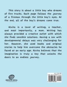 The Boy Who Dreamt of Fire Trucks 2 | Mindstir Media Book Cover