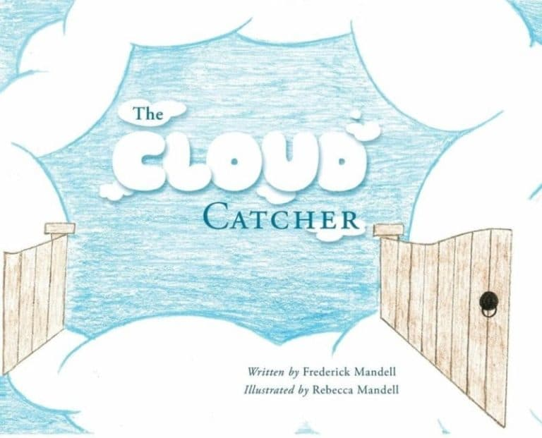 The Cloud Catcher | Mindstir Media Book Cover