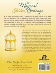 The Magical Golden Birdcage sandi smith | Mindstir Media Book Cover