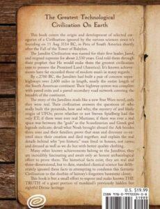 The Unknown but True Untold Secrets of Civilization X bc   Mindstir Media Book Cover