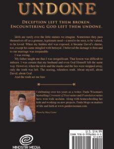 Undone Book Three Encounters Series 1   Mindstir Media Book Cover