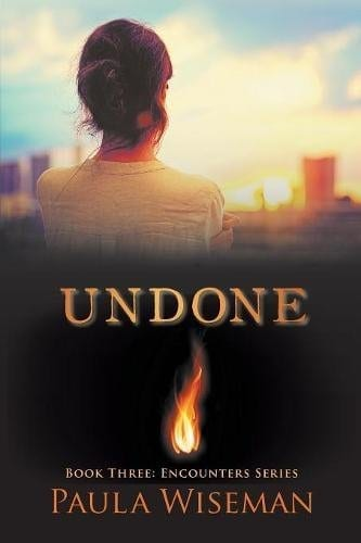 Undone Book Three Encounters Series | Mindstir Media Book Cover