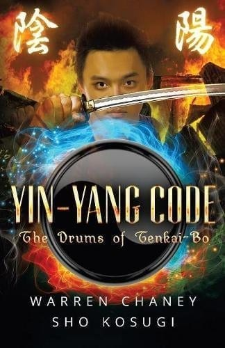Yin Yang Code The Drums of Tenkai Bo | Mindstir Media Book Cover