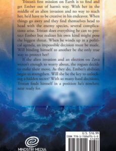 Zeva The Election tesha finley | Mindstir Media Book Cover