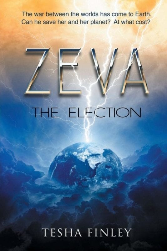 Zeva The Election | Mindstir Media Book Cover