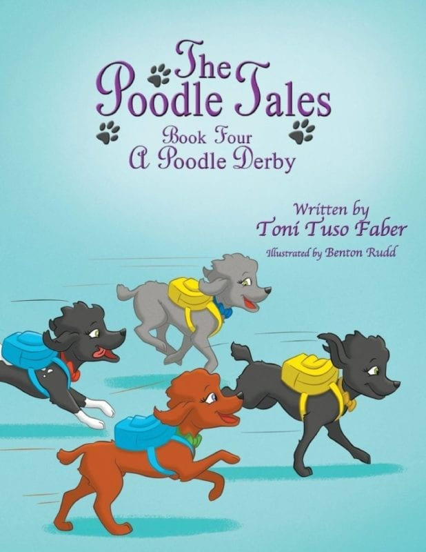 A Poodle Derby | Mindstir Media Book Cover