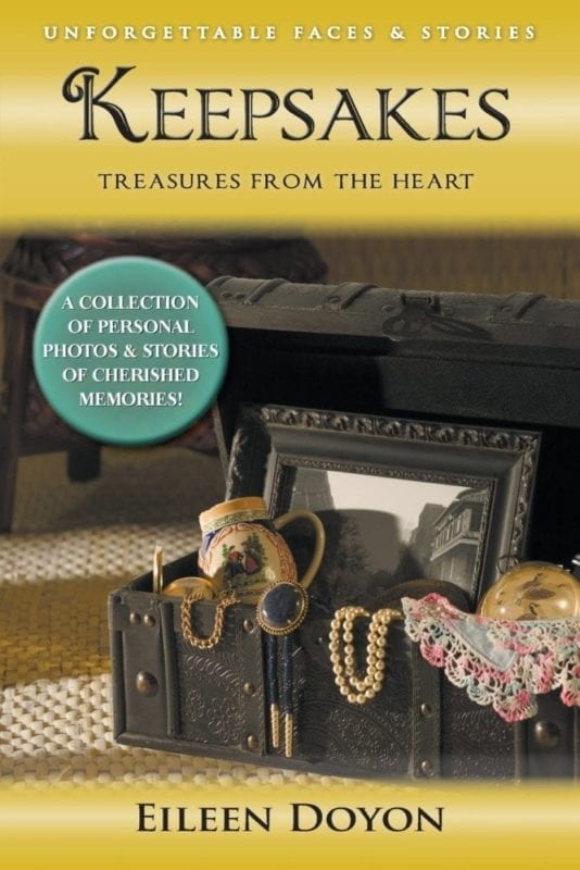 Collection of Personal Photos Stories of Cherished Memories | Mindstir Media Book Cover