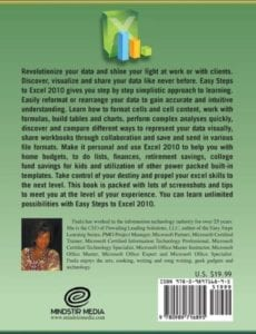 Easy Steps Learning Series Easy Steps to | Mindstir Media Book Cover