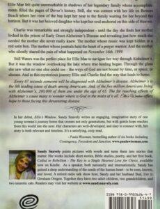 Ellies Window Surrender religious author | Mindstir Media Book Cover