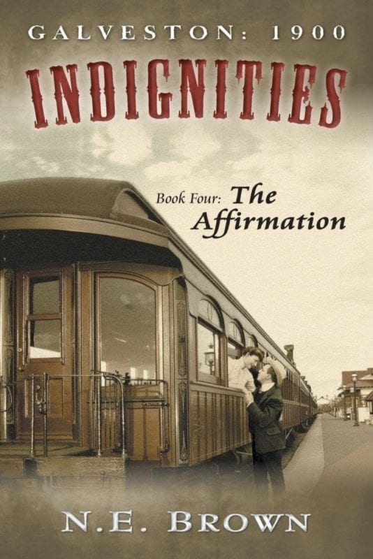 Galveston 1900 Indignities Book Four The Affirmation | Mindstir Media Book Cover