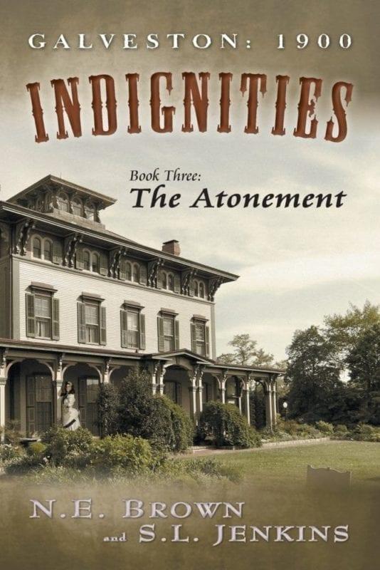 Galveston The Atonement | Mindstir Media Book Cover
