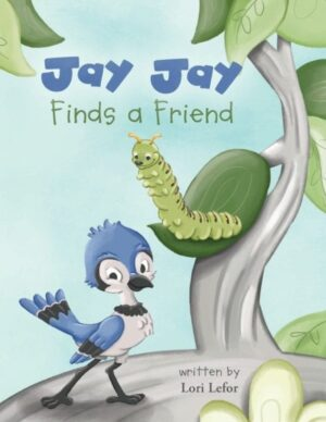 Jay Jay Finds a Friend | Mindstir Media Book Cover