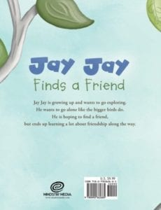Jay Jay Finds a Friend childrens books | Mindstir Media Book Cover