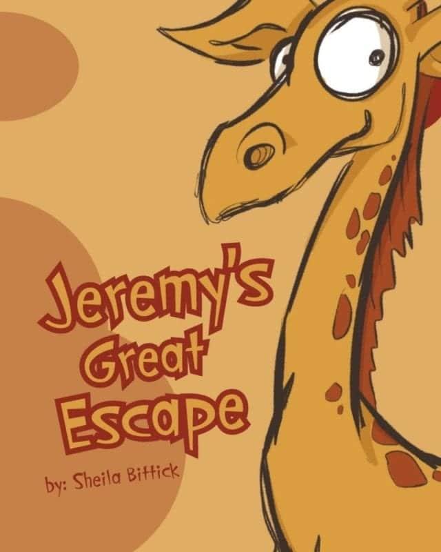 Jeremys Great Escape | Mindstir Media Book Cover