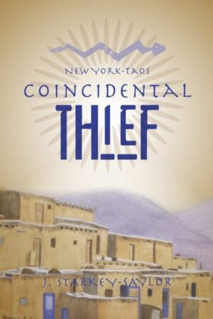 New York Taos Coincidental Thief | Mindstir Media Book Cover