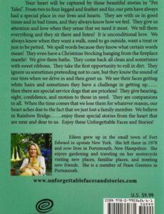 Pet Tales Unconditional Love | Mindstir Media Book Cover