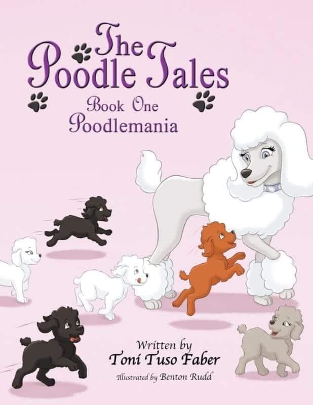 Poodlemania   Mindstir Media Book Cover