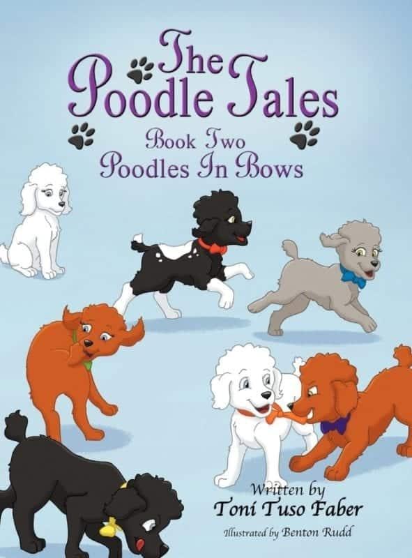 Poodles In Bows | Mindstir Media Book Cover