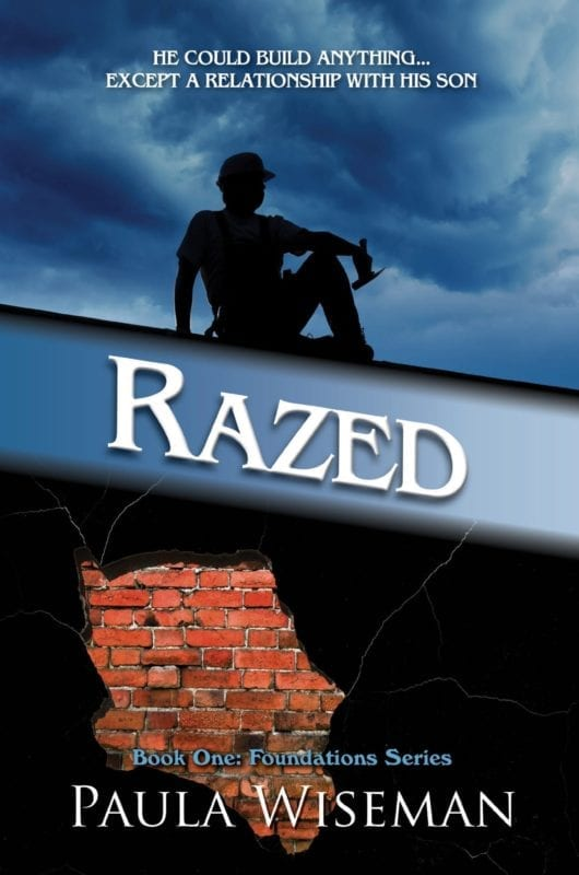 Razed Foundations Series | Mindstir Media Book Cover