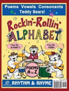 Rockin Rollin ABC | Mindstir Media Book Cover