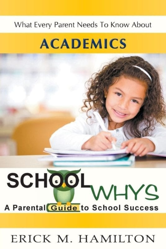 School Whys A Parental Guide to School Success | Mindstir Media Book Cover